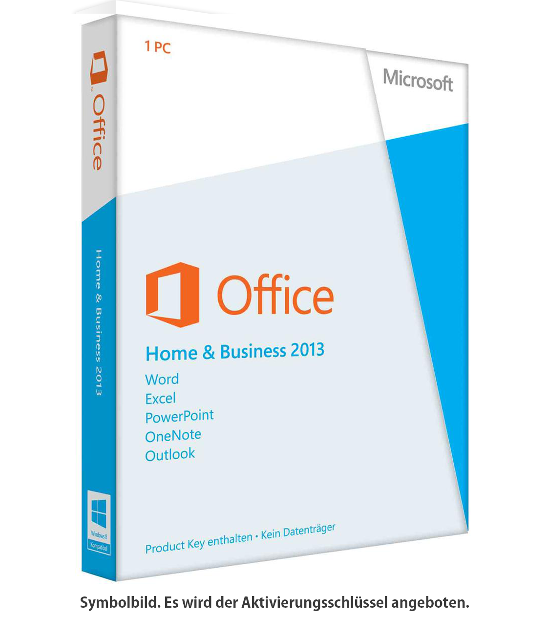 Microsoft Office 2013 Home and Business - Download-Shop.