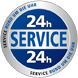 kundenservice-badge