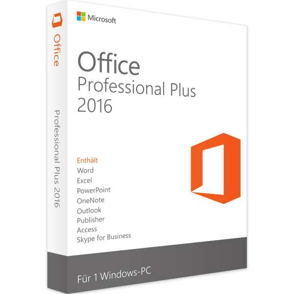 microsoft office professional plus 2016 download shop software. Black Bedroom Furniture Sets. Home Design Ideas